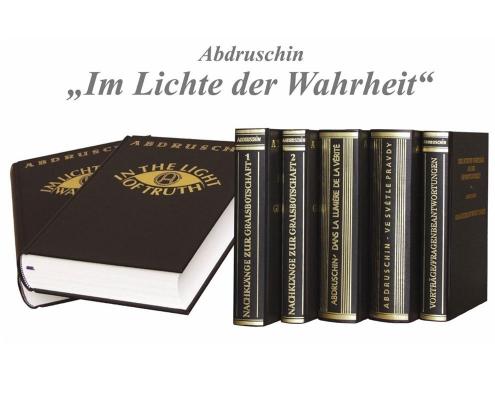 Werke AbdRuShin Original